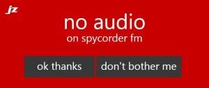 SpyCorder NoAudio