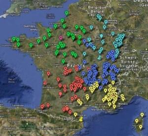 Carte du patrimoine itastim