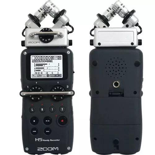 Enregistreur Zoom H5