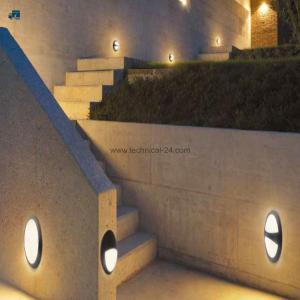 Wall Light ( إنارة الجدران )