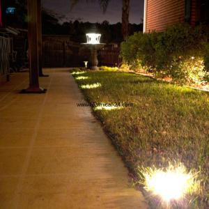 Ground Floor Light ( إنارة الأرضيات )