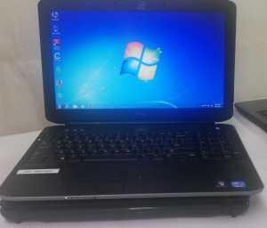 Dell Latitude 5530 core I5. 320 Hard Desk 4 GB VGA INTERNAL 1696MB