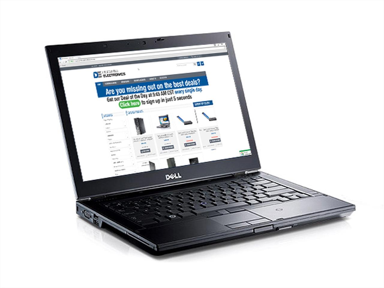 Dell Latitude 14.0″ (2GB GRAPHIC)Core i7 4GB RAM 320GB-