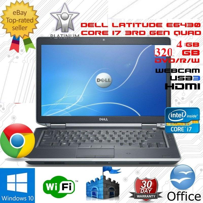 fast-cheap-laptop-dell-latitude-e6430-i7-4gb-320gb-usb3-webcam-hdmi