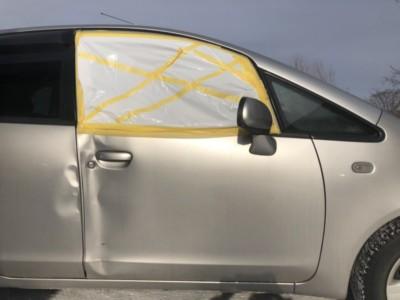 コルトプラス 運転席ドアの鍵が壊れた