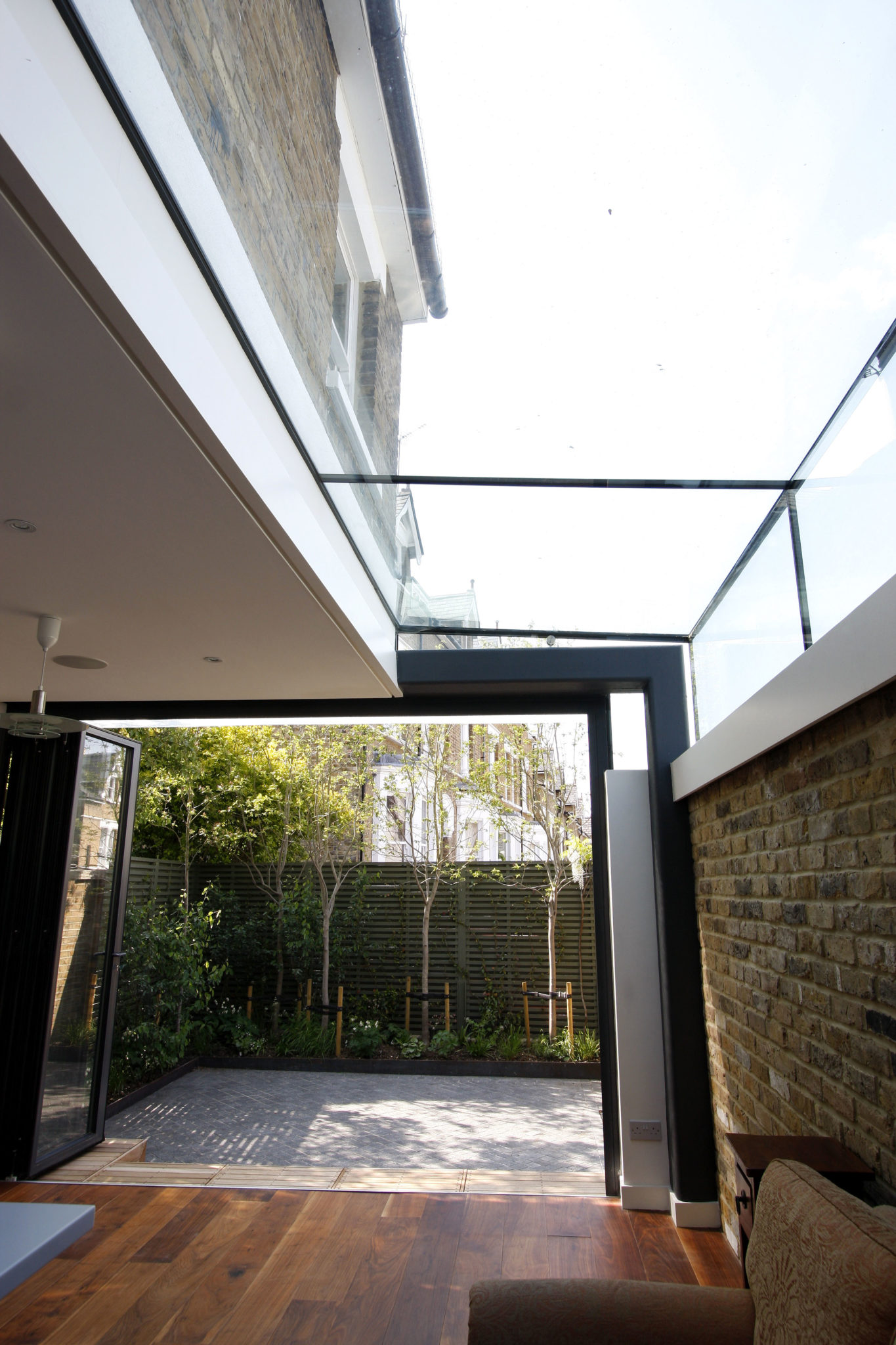 3D Structural Glass Roof
