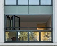 Glass for Balconies