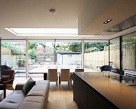 Glass in Kitchens
