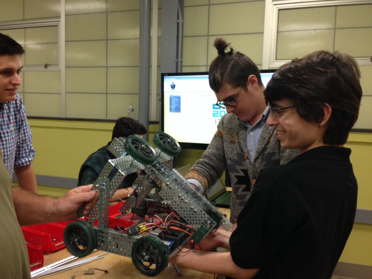 Check Out All The Cool STEM Projects These Mount Pleasant
