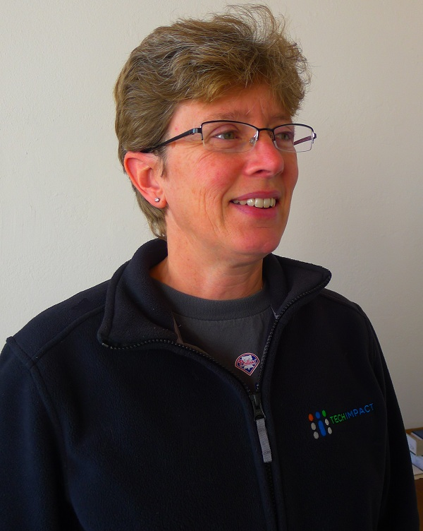 Linda Widdop is director of technical services at Tech Impact.