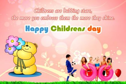 Happy children day quotes