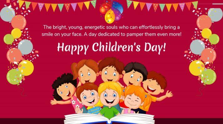 Happy children day whatsapp