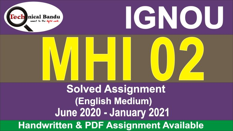 mhi-02 solved assignment in hindi; mhi-1 solved assignment in hindi; ignou assignment ma history 2020-21; mhi-04 solved assignment; ignou mah solved assignment 2020-21; ignou solved assignment 2020-21; mhi solved assignment; mhi-01 solved assignment 2019 2020