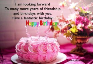 Birthday wishes sms for friend , brother, sister, boyfriend, girlfriend in Hindi