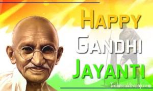 Happy Gandhi Jayanti 2018 Wishes In Hindi: Messages, 2nd October Quotes, shayari
