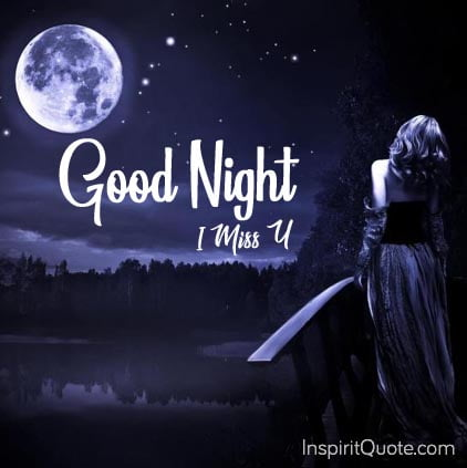 good night miss you images