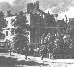London Mechanics' Institution in 1826