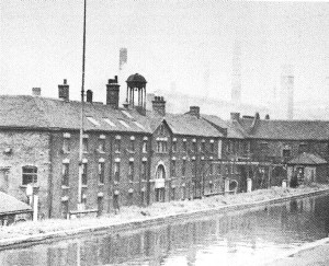 Wedgewood Factory at Etruria