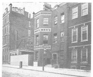 Working Men's College - Great Ormond Street