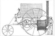 Vivian and Trevithick locomotive 1803