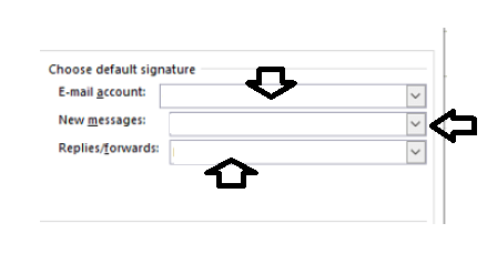 how to add email signature in outlook