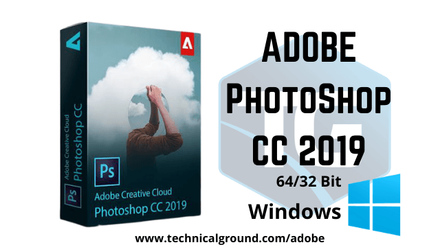 Adobe Photoshop CC 2019 Free Download Latest Version. It is full offline installer standalone setup of Adobe Photoshop CC 2019 v20.0.7.28362 - Technical Ground