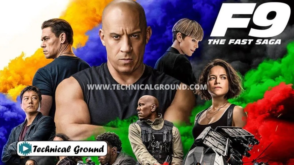 Fast and Furious 9 Full Movie In UHD DUAL AUDIO DOWNLOAD
