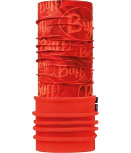 "Studio photo of the Polar Buff® Design ""Tip Logo Orange"". Source: buff.eu"