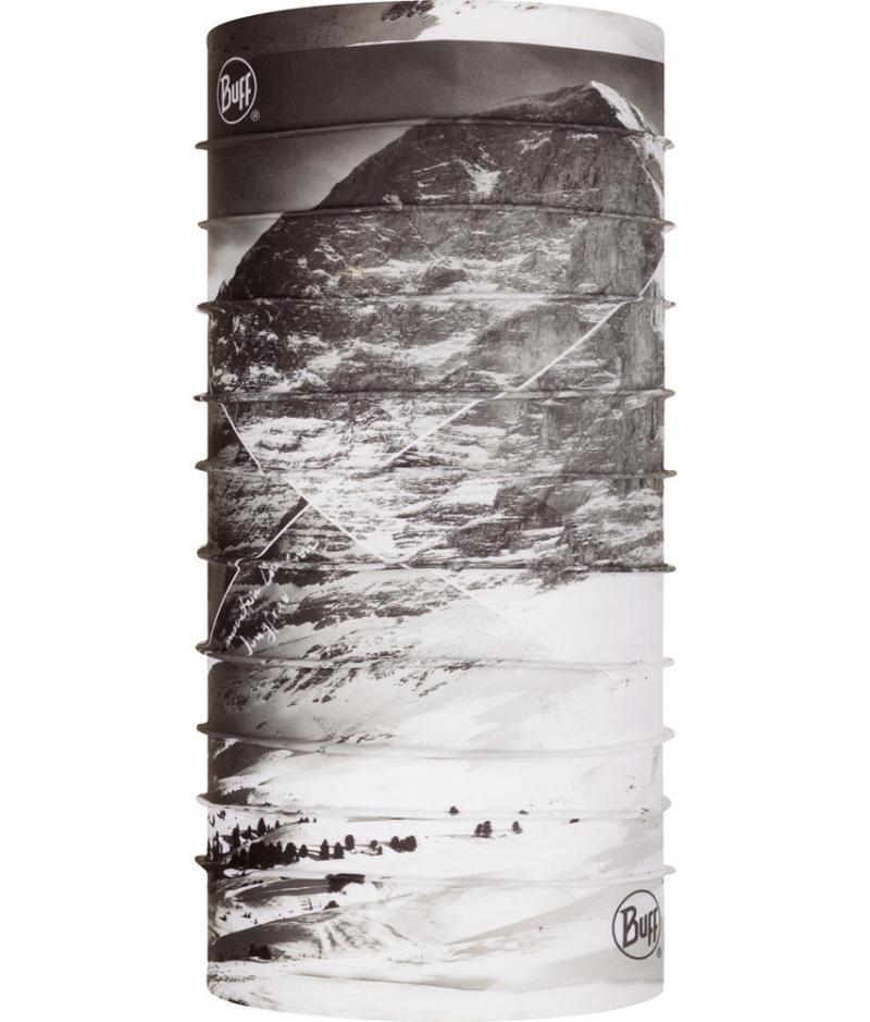 "Studio photo of the Original Buff® Design ""Jungfrau"". Source: buff.eu"