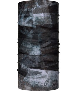 "Studio photo of the Original BUFF® Design ""Geoline Grey"". Source: buff.eu"