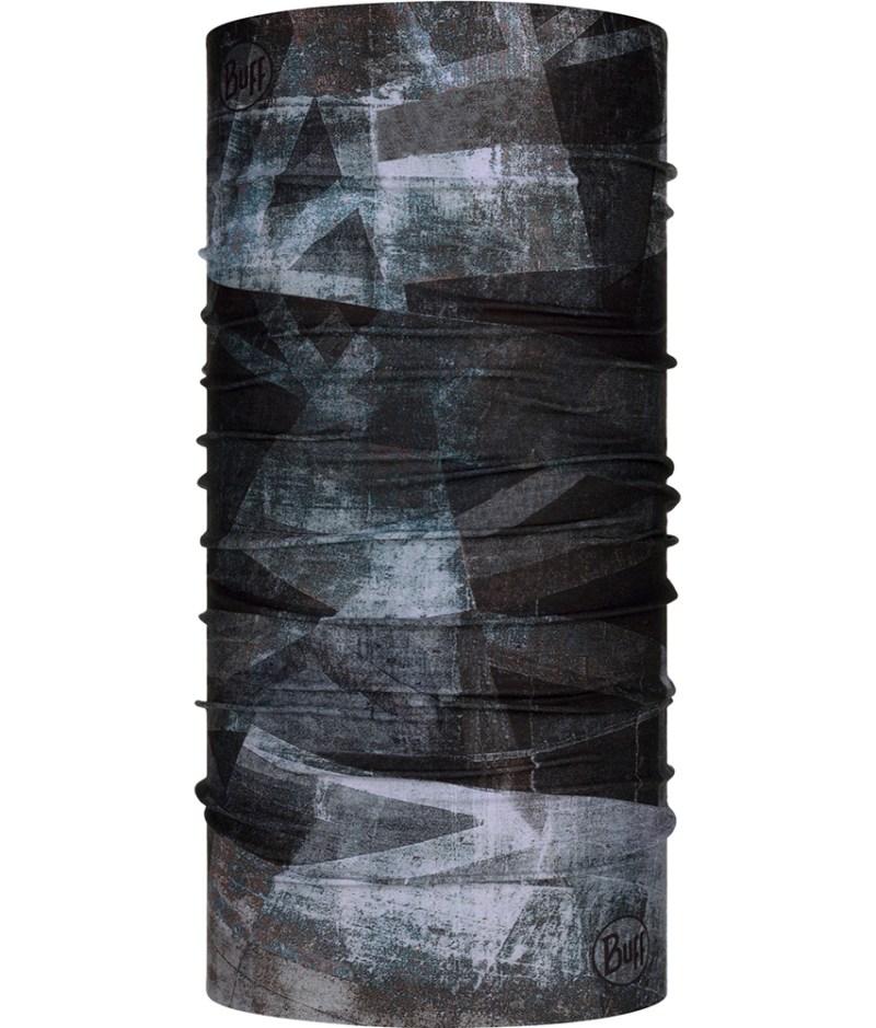 "Studio photo of the Original BUFF® Design ""Geoline Grey"". Source: buff.eu"