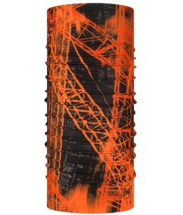 "Studio photo of the Original BUFF® Design ""Electric Tower"". Source: buff.eu"