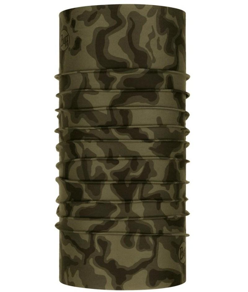 "Studio photo of the Original BUFF® XL Design ""Crook Military"". Source: buff.eu"
