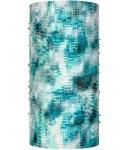 "Studio photo of the BUFF® Coolnet UV+ Design ""Blauw Turquoise"". Source: buff.eu"