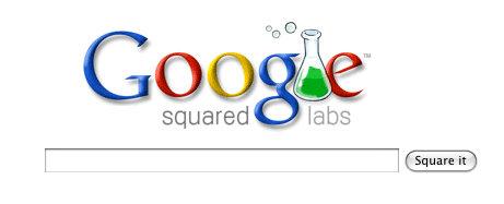 Google Squared Search Box