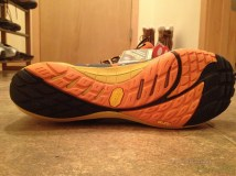 Another Merrell, another Vibram sole.