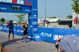Finishing Ironman 70.3
