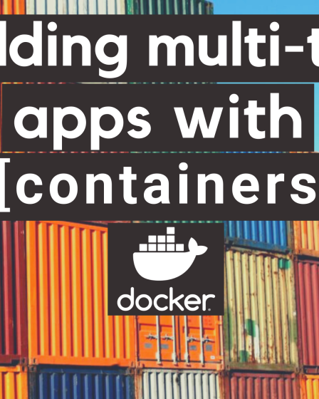 Architecting apps to scale with docker