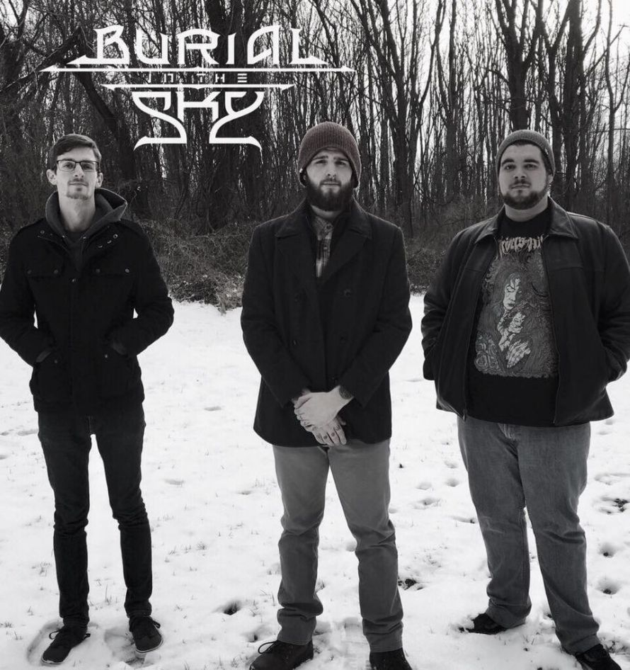 Burial In The Sky band photo_preview