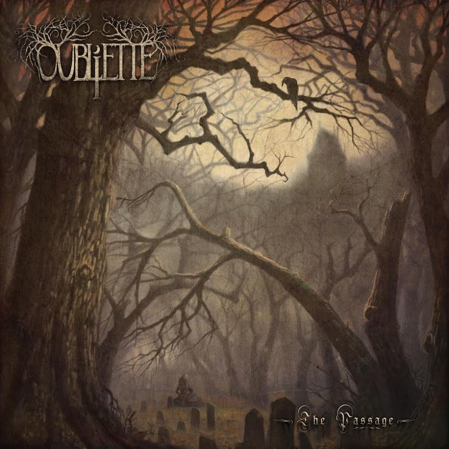 Oubliette cover art