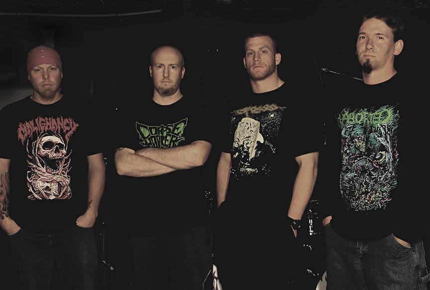 Embludgeonment band photo