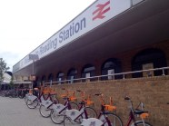 ReadyBikes Reading Station