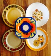 2nd hand plates