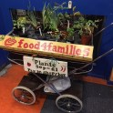 RISC Food4Families honesty pram