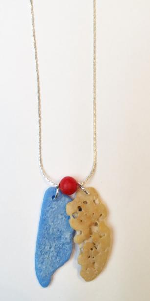 Sea Stuff Marine Plastic Necklace
