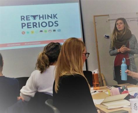 Rethink Periods Environmenstrual Training 2020