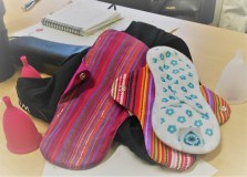 Reusable period pads