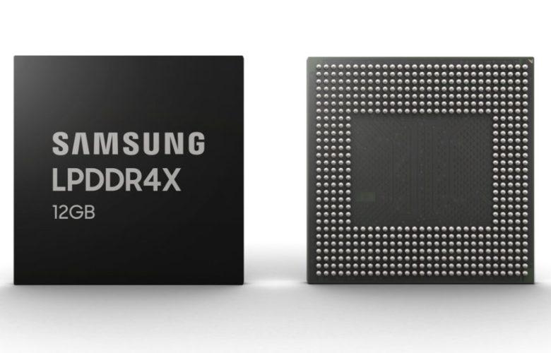 12 GB LPDDR4X Ram