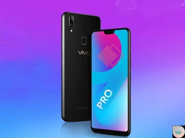 Vivo v9 pro is no.5 best selfie camera phone