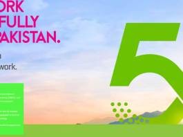 5g in Pakistan